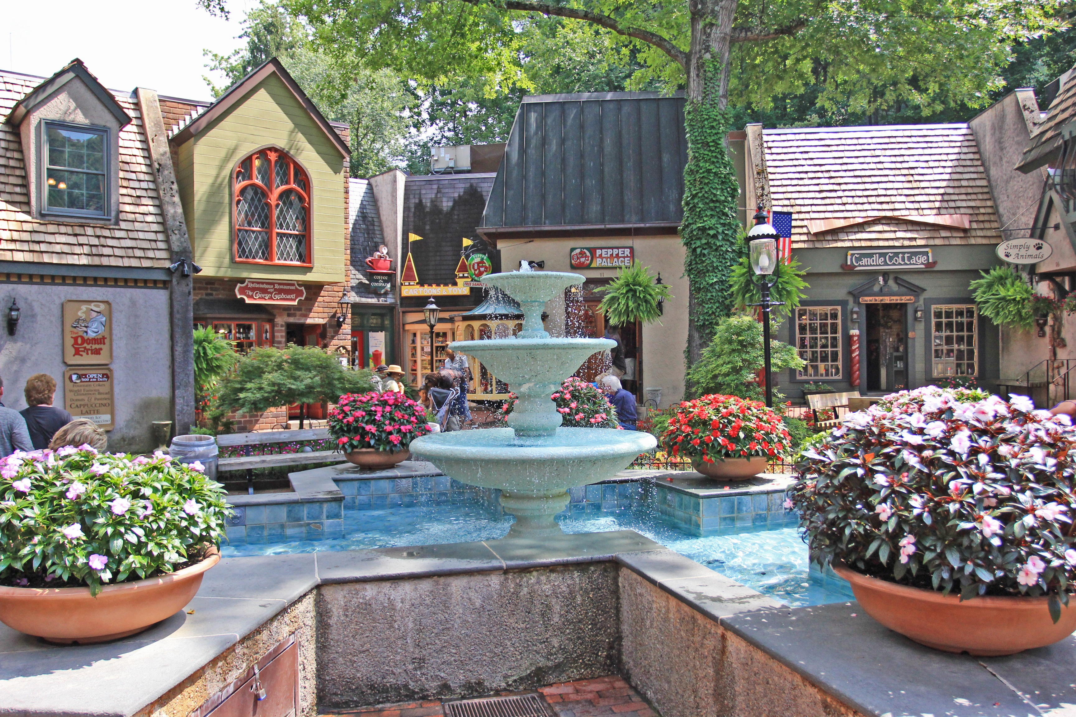 The Village Shops in Gatlinburg
