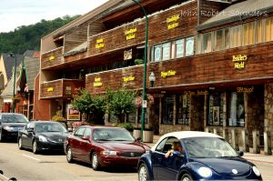 Mountain Mall in Gatlinburg