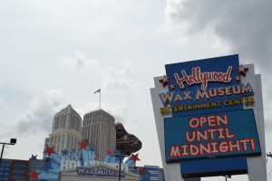 hollywood wax museum in pigeon forge tennessee